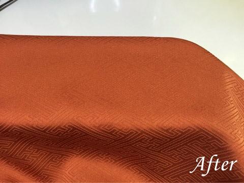 着物のシミ抜き(染み抜き)