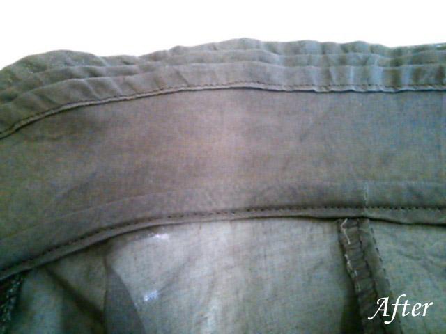 襟の色修正(復元)